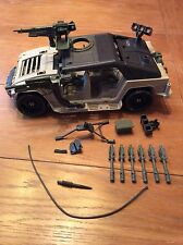 Vintage 1990 GI Joe HAMMER Vehicle Near Complete