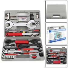 44PCS Bike Bicycle Complete Maintenance Repair Hand Wrench Tool Kit Set New