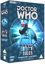 Doctor Who: K9 Tales (The Invisible Enemy / K9 & Company) (DVD) (C-12)