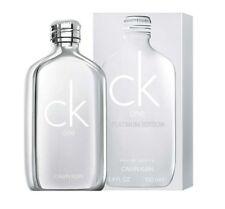 CK One Platinum Edition by Calvin Klein Eau De Toilett Spray 100ml / 3.4oz NIB