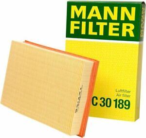 Fits Volvo S60 S80 V70 XC70 2001-2009 Air Filter 2.4L L5 MANN-FILTER C30189