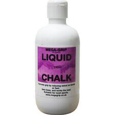 Liquid Chalk Gym Weight Lifting Gymnastics Climbing Sport Hand Grip 250ml NEW