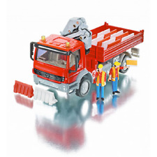 CAMION MERCEDES CON BRACCIO GRU 1:50 Siku Camion Die Cast Modellino