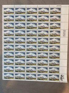 Scott #1454 $0.15 Mt. McKinley Mint Sheet ( Face Value - $7.50 )
