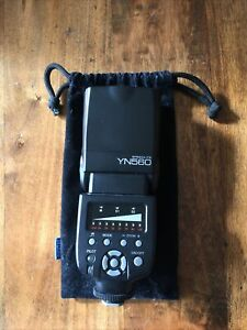 Yongnuo Digital Speedlite YN 560 & Case