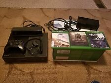 Microsoft Xbox One with Kinect 500GB Black Console + 3 Games