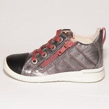 75392101294 Ecco Mini Biom Infant Girls Sneakers In Plum
