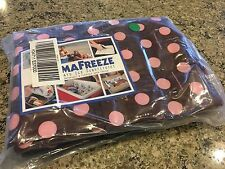 New Thermafreeze Flexible Reusable Lightweight Ice Packs Substitute Brown Bx59