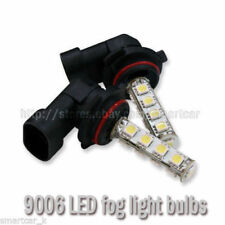 2x LED front Fog Light Bulb for 2010-2012 Chevrolet Spark LT Projection Foglamp