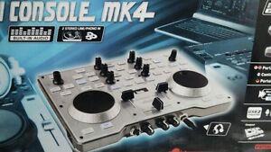 DJ Console MK 4 Hercules DJ Controller