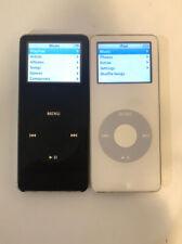 As Is Lot of 2x Apple iPod nano 1st Generation