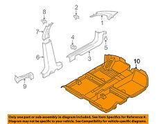 Chevrolet GM OEM 09-11 Aveo Interior-Carpet 96981561