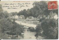 CPA-70 - PORT-sur-SAONE - Le Canal, vu du Pont