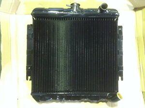 Radiator For Chrysler Valiant SV1 AP5 VC VE 1962-67 4 row copper rebuilt MANUAL