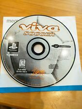 VIVA Soccer (Sony PlayStation 1, 1999) - PS1 Video Game Disc Only!