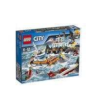 Lego 60167 guardacostas cuartel general