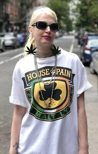 HOUSE OF PAIN T Shirt S-5XL Retro Album Singer Vintage Short Sleeve