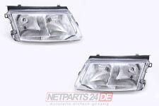 Scheinwerfer FF H7 H4 links rechts Inkl Nebelscheinwerfer VW Passat 3B 96 Bis 00