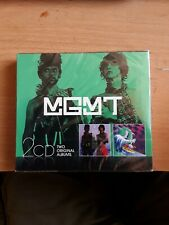 MGMT - ORACULAR SPECTACULAR/CONGRATULATIONS 2 CD NEW