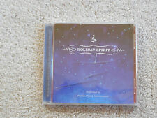 NEW! Holiday Spirit performed by Portland Spirit Entertainment CD FREE SHIPPING