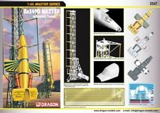Dragon Ba39D Natter W/Launch Tower Ref 5547 Escala 1/48
