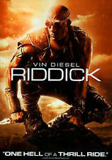 Riddick (DVD, Vin Diesel, Karl Urban, David Twohy, 2013)