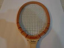 Vintage Wood Wilson Jack Kramer Autograph Tennis Racket Raquet