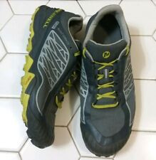 EUC Mens Size 9.5 Merrell All Out Terra Ice Trail Waterproof Runner