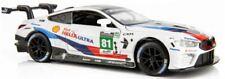 1:32 BMW M8 GTE Le Mans Racing Car #81 Model Car Diecast