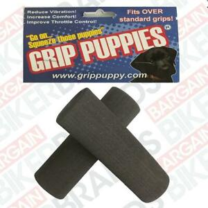 Grip Puppies - Reduce Vibration & Increase comfort - fits std Motorcycle grips