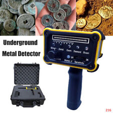 Metal detectors Long Range Gold Diamond Silver Copper Precious Stones Detection