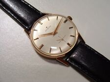 Vintage Zenith Mechanical Mens Watch Cal 40 Incabloc Swiss 17 Jewels Sub Second