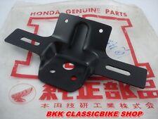 Honda CZ100 Benly CB92 CB95 Bracket Taillight  , Light  , Number plat // JAPAN