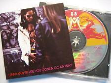 "LENNY KRAVITZ ""ARE YOU GONNA GO MY WAY"" - CD"