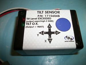 NEW IDS TILT SENSOR 171560AB SKYJACK TILT SWITCH SJ171560 SCISSOR LIFT 171560