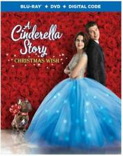 CINDERELLA STORY: CHRISTMAS WISH (Region A BluRay,US Import,sealed.)
