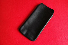Real Leather Sena iPhone 5 SE Cover Case Wallet Slip-On