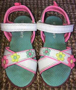 Sandals Size 11 Girl's Toddler Carter's with Lights