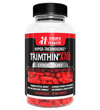 Trimthin®-X700 Best Diet Pills With Extreme Energy, Appetite Control & Fat Loss