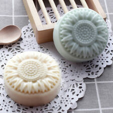 6 Holes Soap Making Supplies Daisy Flower DIY Handmade Soap Silicone Candle.f
