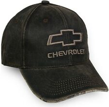 Chevy Heavy Washed Weathered Cotton Cap