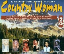 Country Women (32 tracks) Dolly Parton, Brenda Lee, Lynn Anderson, Lore.. [2 CD]