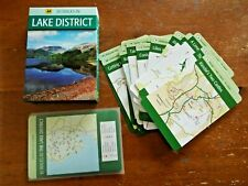3x 30 Walks In Lake District AA- CHRISTMAS STOCKING FILLERS - walk on each card