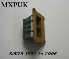 RM125 1996 REED BLOCK  BRAND NEW GENUINE SUZUKI RM 125 13150-43D10 MXPUK (217)