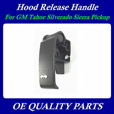 Hood Latch Release Handle for Tahoe Silverado Sierra Pickup 95-00 03335 15741109