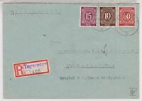 All.Bes./Gemeinsch.Ausg. Mi. 933 u.a., Not-R-Tegernsee, 25.4.46, AKS Goslar