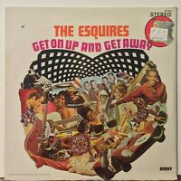 Esquires Get On Up And Get Away SEALED ORIG Bunky