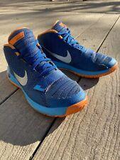 Nike Kevin Durant Trey 5 Iii Blue and Orange