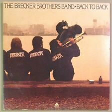 The Becker Brothers Band - Back To Back - EX Vinyl LP