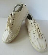 NAPAPIJRI ° coole Sneakers Gr. 44 weiß Herren Schuhe Halbschuhe Docksider